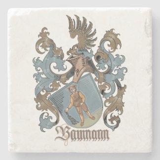 Baumann Family Stone Coasters Stone Beverage Coaster