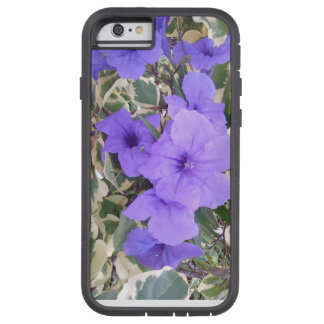 BAUTYFUL PURPLE FLOWERS TOUGH XTREME iPhone 6 CASE