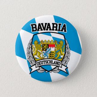 Bavaria 6 Cm Round Badge