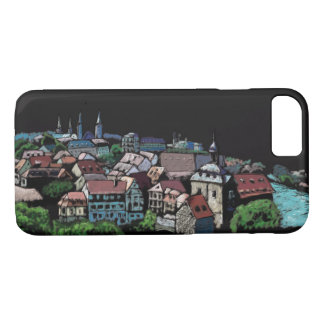 bavaria bamberg Germany skyline architecture iPhone 8/7 Case