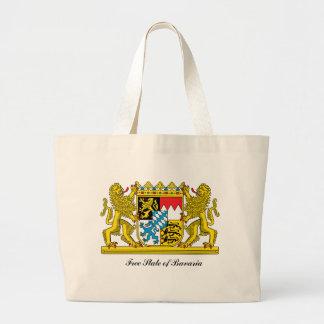 Bavaria coat of arms bag