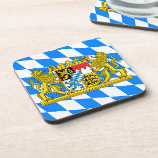 Bavaria Coat of arms Beverage Coaster