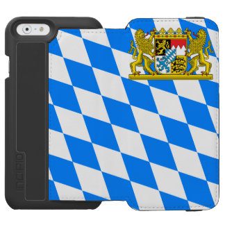 Bavaria Coat of arms Incipio Watson™ iPhone 6 Wallet Case