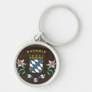 Bavaria Coat of Arms Key Ring