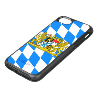 Bavaria Coat of arms OtterBox Symmetry iPhone 8/7 Case