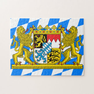 Bavaria Coat of arms Puzzles