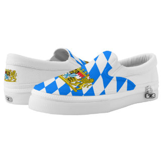 Bavaria Coat of Arms Slip-On Shoes