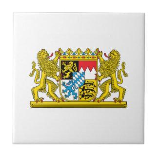 Bavaria Coat Of Arms Tile
