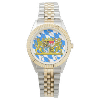 Bavaria Coat of arms Wrist Watches