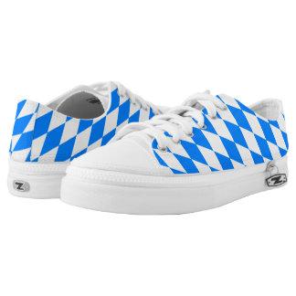 Bavaria Flag Low Tops