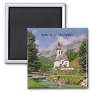 BAVARIA, GERMANY MAGNET
