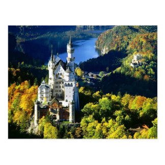 Bavaria Germany Postcard