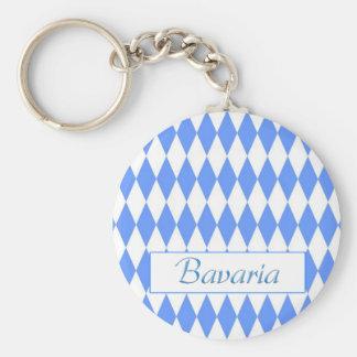 Bavaria key supporter key chains