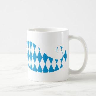 Bavaria Octoberfest Mustache Moustache Coffee Mug