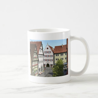 Bavaria Town From Above Coffee Mug