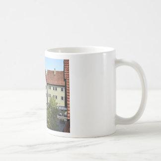 Bavaria Town From Above Coffee Mug