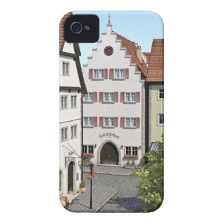 Bavaria Town From Above iPhone 4 Case-Mate Case