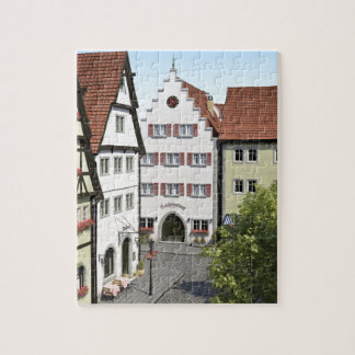Bavaria Town From Above Jigsaw Puzzle