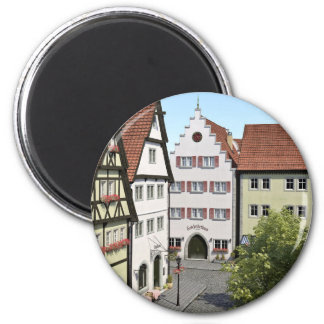 Bavaria Town From Above Magnet