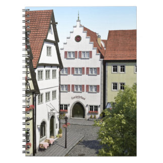 Bavaria Town From Above Notebooks
