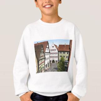 Bavaria Town From Above Sweatshirt