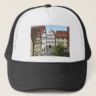 Bavaria Town From Above Trucker Hat