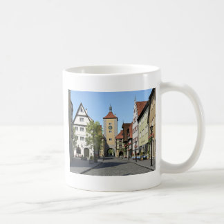 Bavaria Town Main Street Coffee Mug