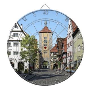 Bavaria Town Main Street Dartboard