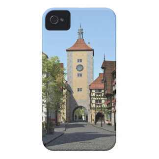 Bavaria Town Main Street iPhone 4 Covers