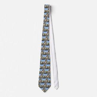 Bavaria Town Main Street Tie