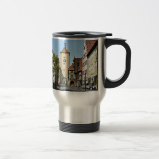 Bavaria Town Main Street Travel Mug