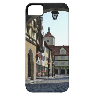 Bavaria Town Through an Arch Barely There iPhone 5 Case