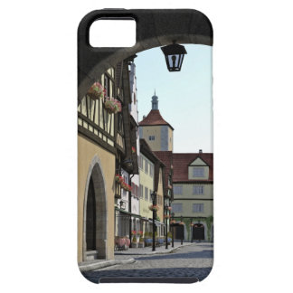 Bavaria Town Through an Arch Case For The iPhone 5