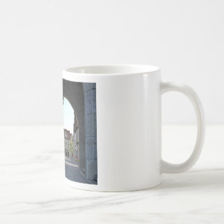 Bavaria Town Through an Arch Coffee Mug