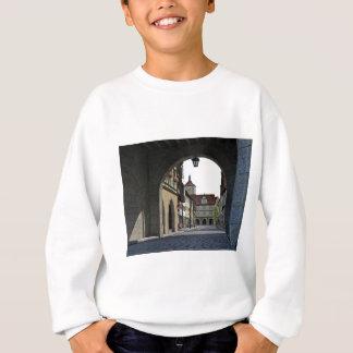 Bavaria Town Through an Arch Sweatshirt