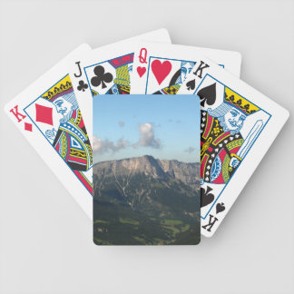 Bavarian Alps near Berchtesgaden Bicycle Playing Cards