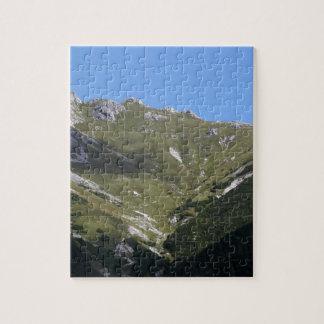 Bavarian Alps near Berchtesgaden Jigsaw Puzzle
