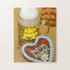 Bavarian beer 2 jigsaw puzzle