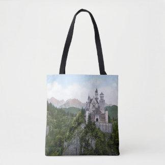 Bavarian Castle Neuschwanstein Tote