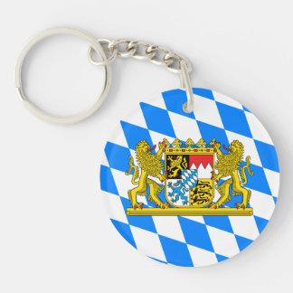 Bavarian Coat of arms Key Ring