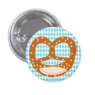 Bavarian Pretzel Brezn Corsage Button