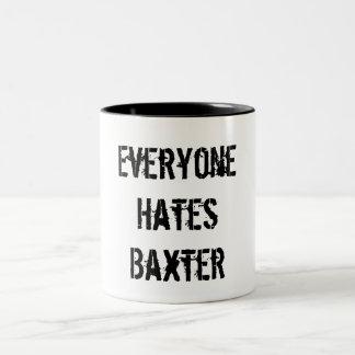 Baxter's Fan Club Mug