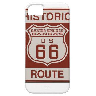 BAXTERSPRINGS66 iPhone 5 CASES