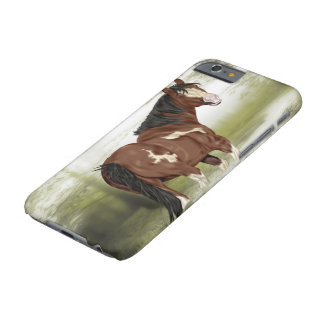 Bay and White Splash Overo Paint Horse Barely There iPhone 6 Case