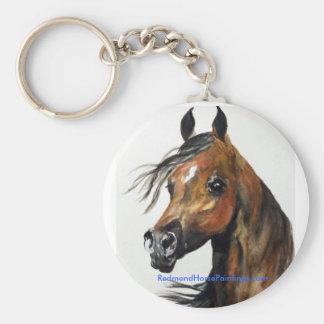 Bay Arabian 102 Key Ring