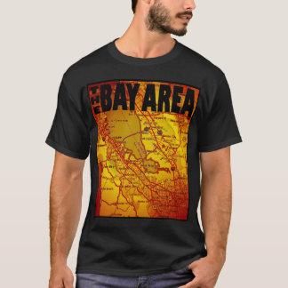 Bay Area Map T-Shirt