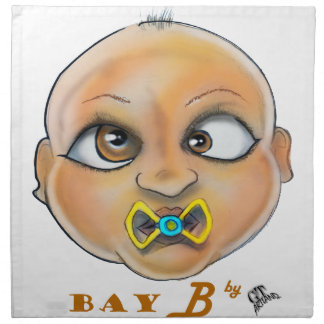 Bay B Face Napkin