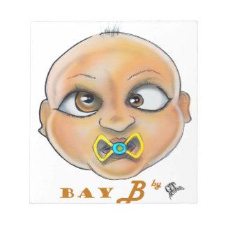 Bay B Face Notepad