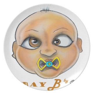 Bay B Face Plate