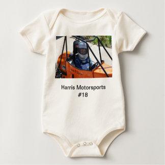 Bay Brandon Harris Baby Bodysuit